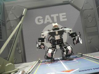 ロボゴング6ならではの『GATE』