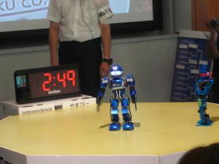 2足歩行ロボットKHR−2HV『independence』